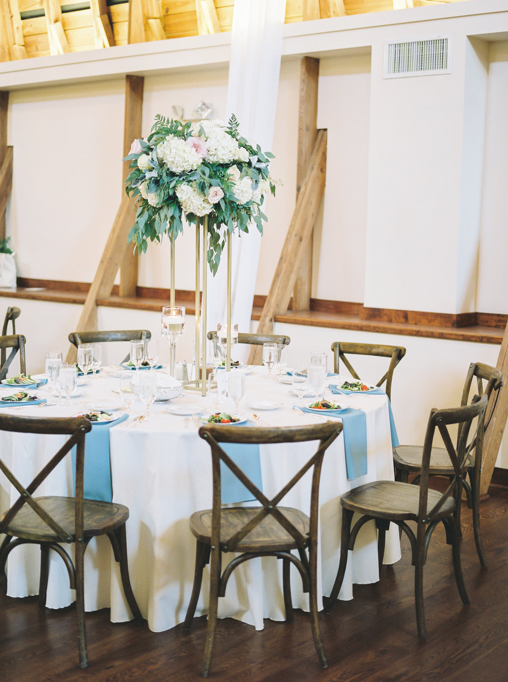 x back farmhouse chairs nc wedding