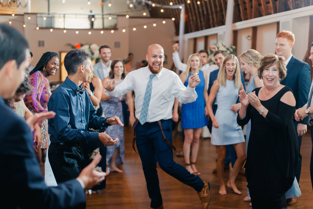 dances at wedding receptions