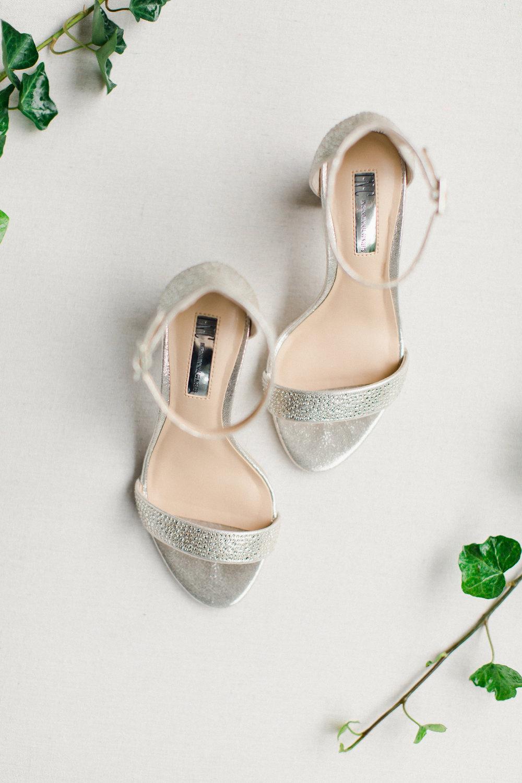 brides shoes nc wedding