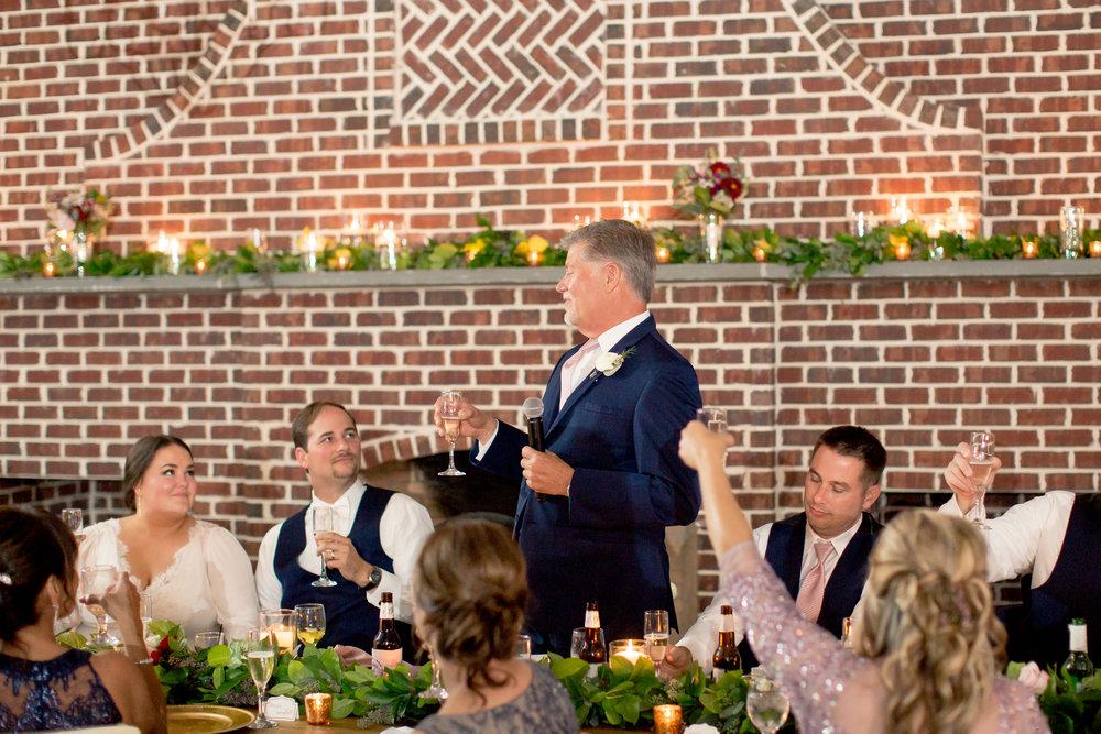 speeches nc wedding venue