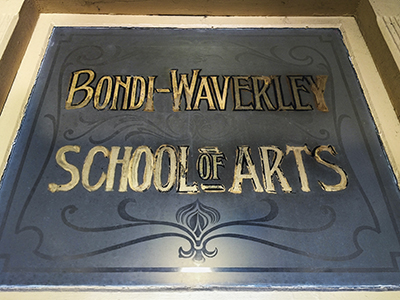 Waverley Woollahra Art School
