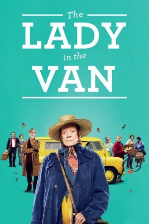 Lady in the Van featuring Maggie Smith