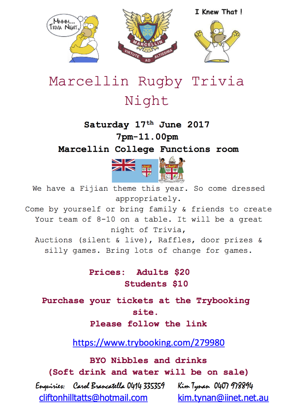 Trivia night 3 June 2017 - flyer.png
