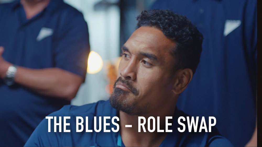 The Blues Role Swap