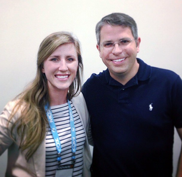 Meeting with Matt Cutts, Google's Head of Webspam, at SMX West