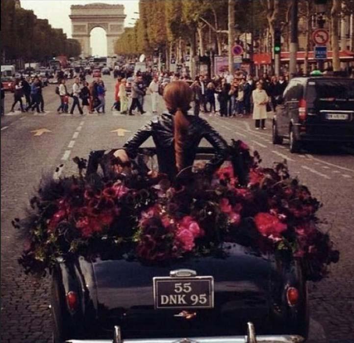 Lady Gaga Fame Fragrance Launch: Sephora Paris