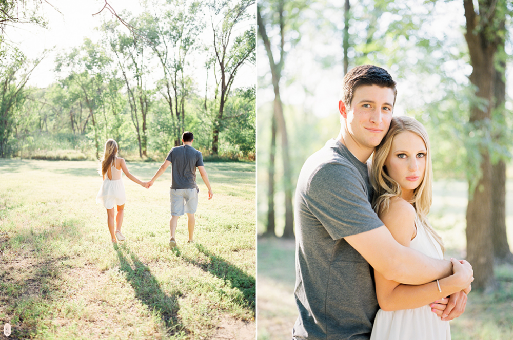 Shelby and Marc engagement session