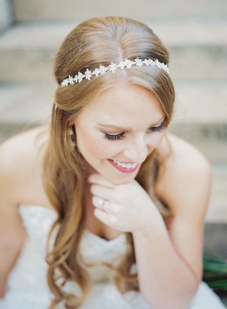 abilene bridal session