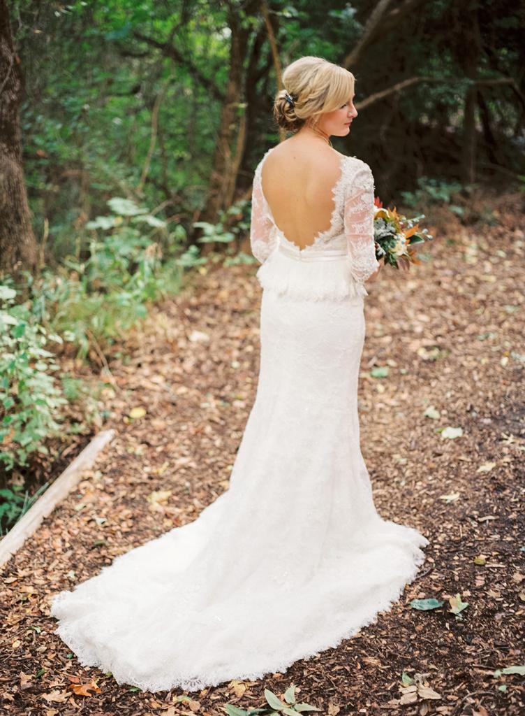 LUSAN MANDONGUS wedding gown