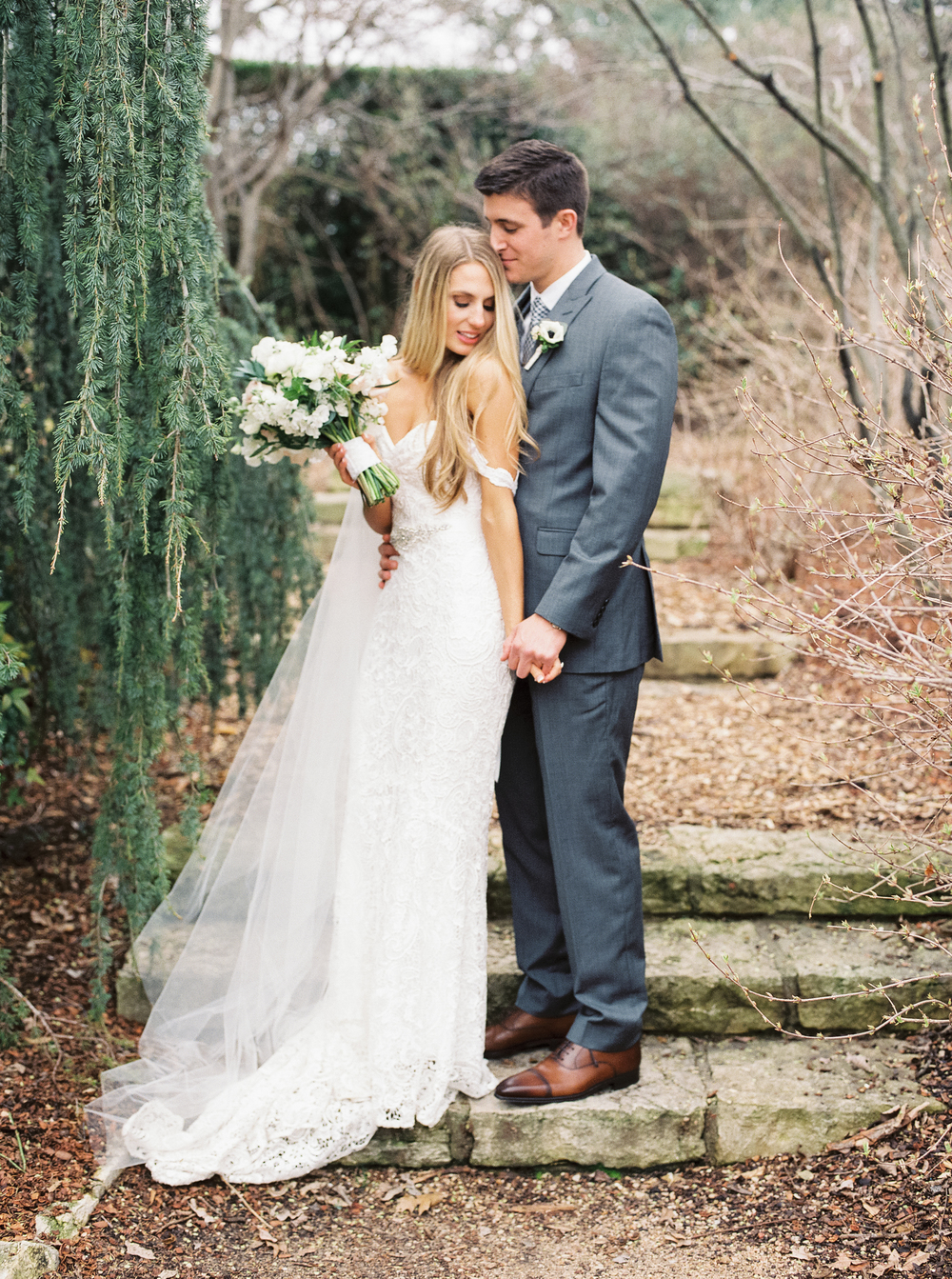 SHELBY & MARC | ROMANTIC GARDEN WEDDING