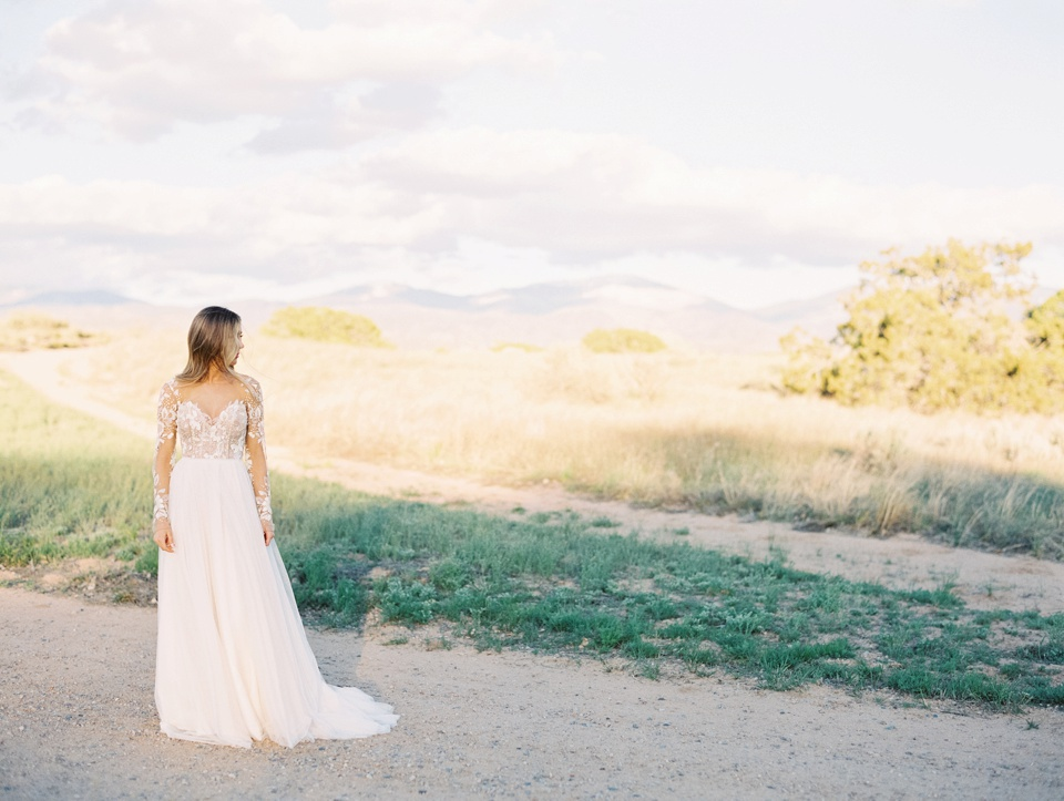 Santa Fe Wedding, La Mesita Ranch