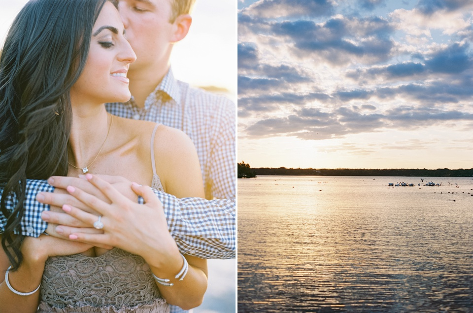 White Rock Lake Engagement | Becca Lea Photography