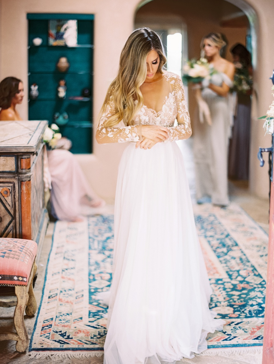 Remington gown by Hayley Paige | Becca Lea Photography