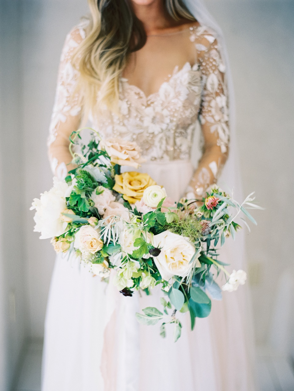 Santa Fe Wedding Florist, Floriography Flowers | Becca Lea Photography