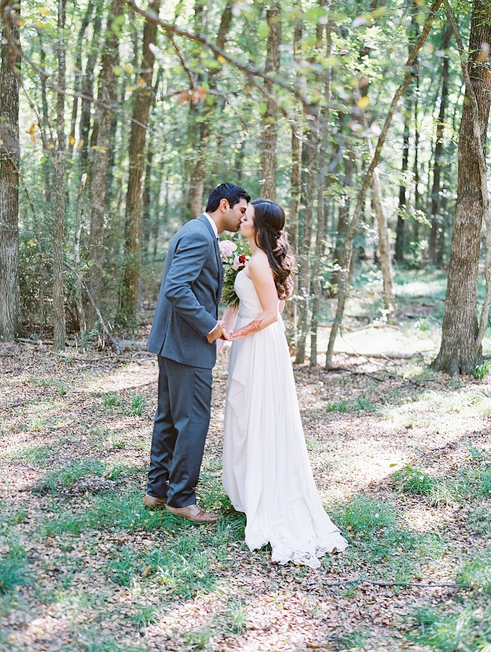 Truvelle Wedding dress | Becca Lea Photography