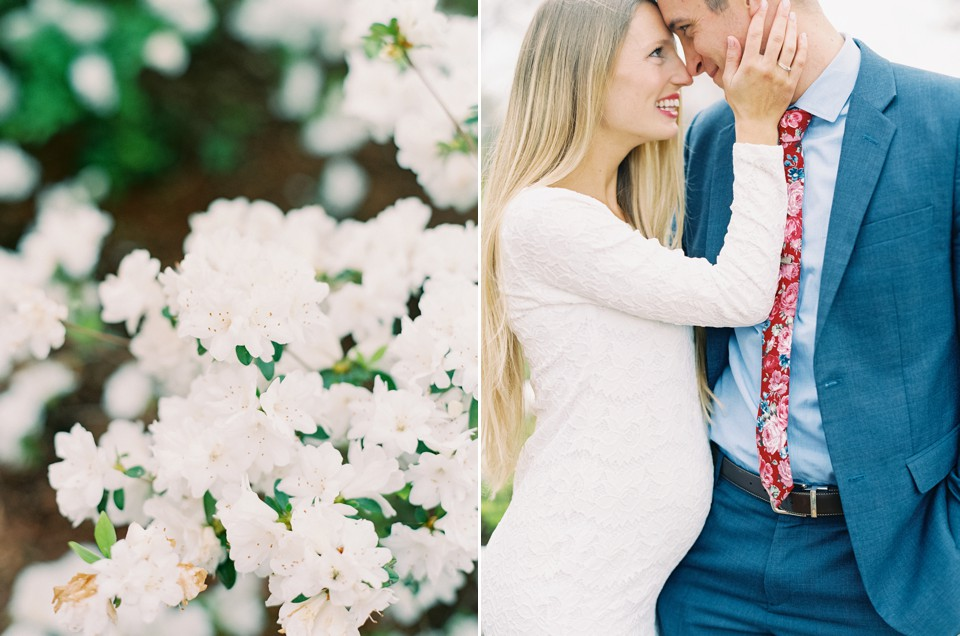 Becca Lea Photography | Dallas Arboretum