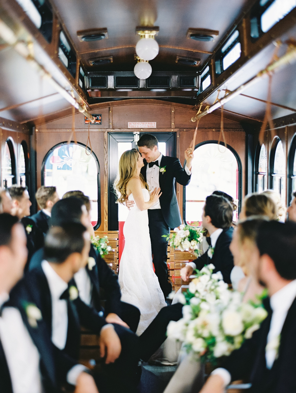 Wedding Trolley Dallas