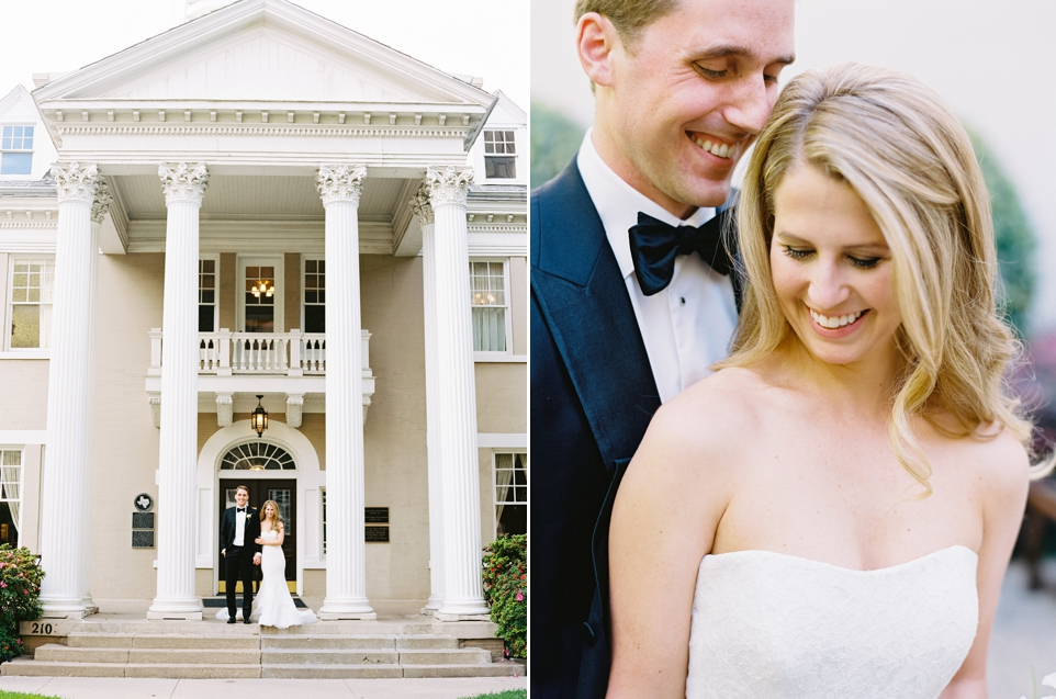 Belo Mansion Wedding Dallas