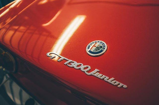 The finest. . . . #sharplitemedia #gt300 #alfaromeo #alfa #junior #sportscar #italiancar #italia #italian #drivetastefully #vintagecar #vintage #bellissimo #rosso #carspotting #carstagram #alfisti