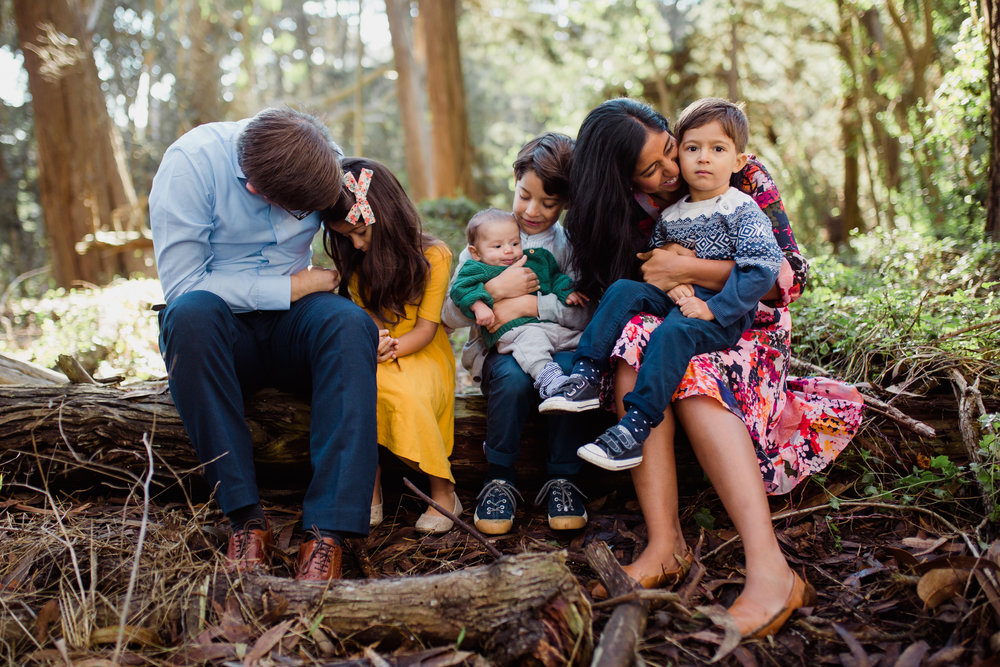 San Francisco Family Sessions