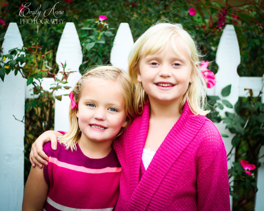 nashville family portrait photographer emily anne photography sweet sisters