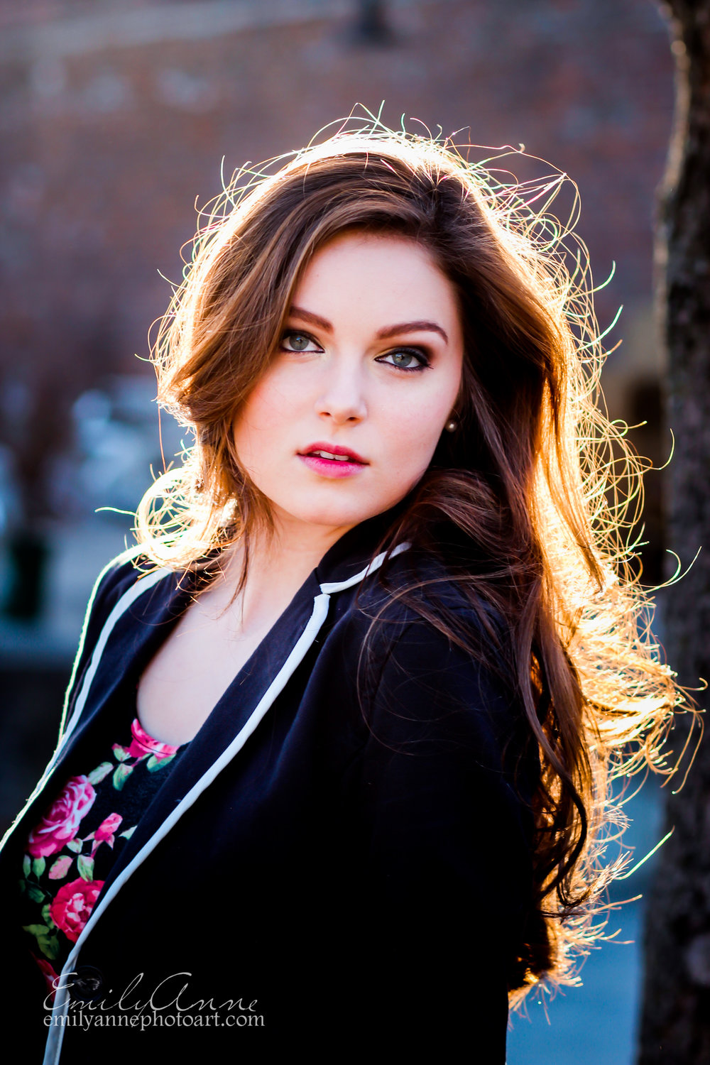best model and headshot photographer in nashville tennessee