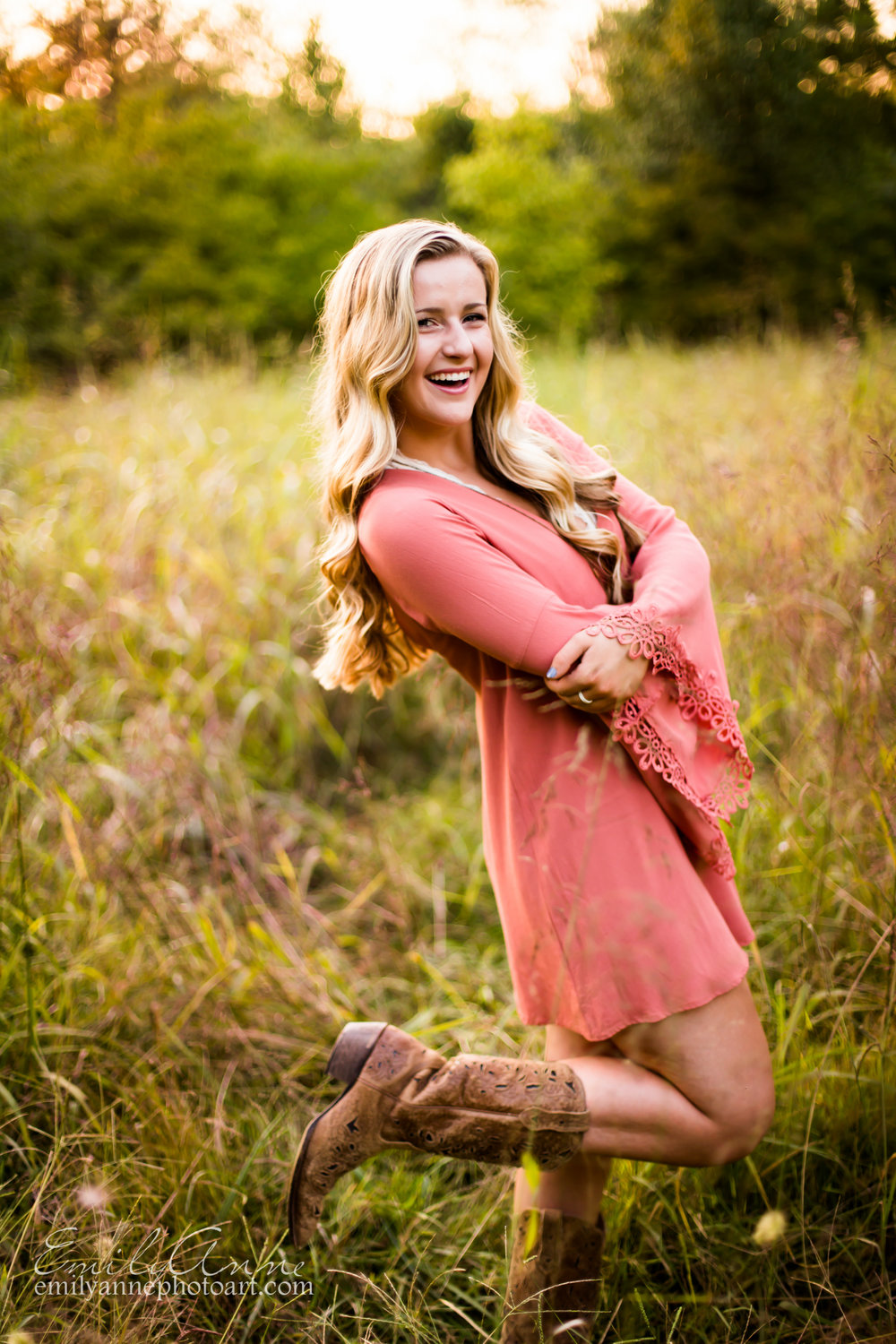 adorable senior portraits shot in franklin tn by senior portrait photographer emily anne franklin high school tn