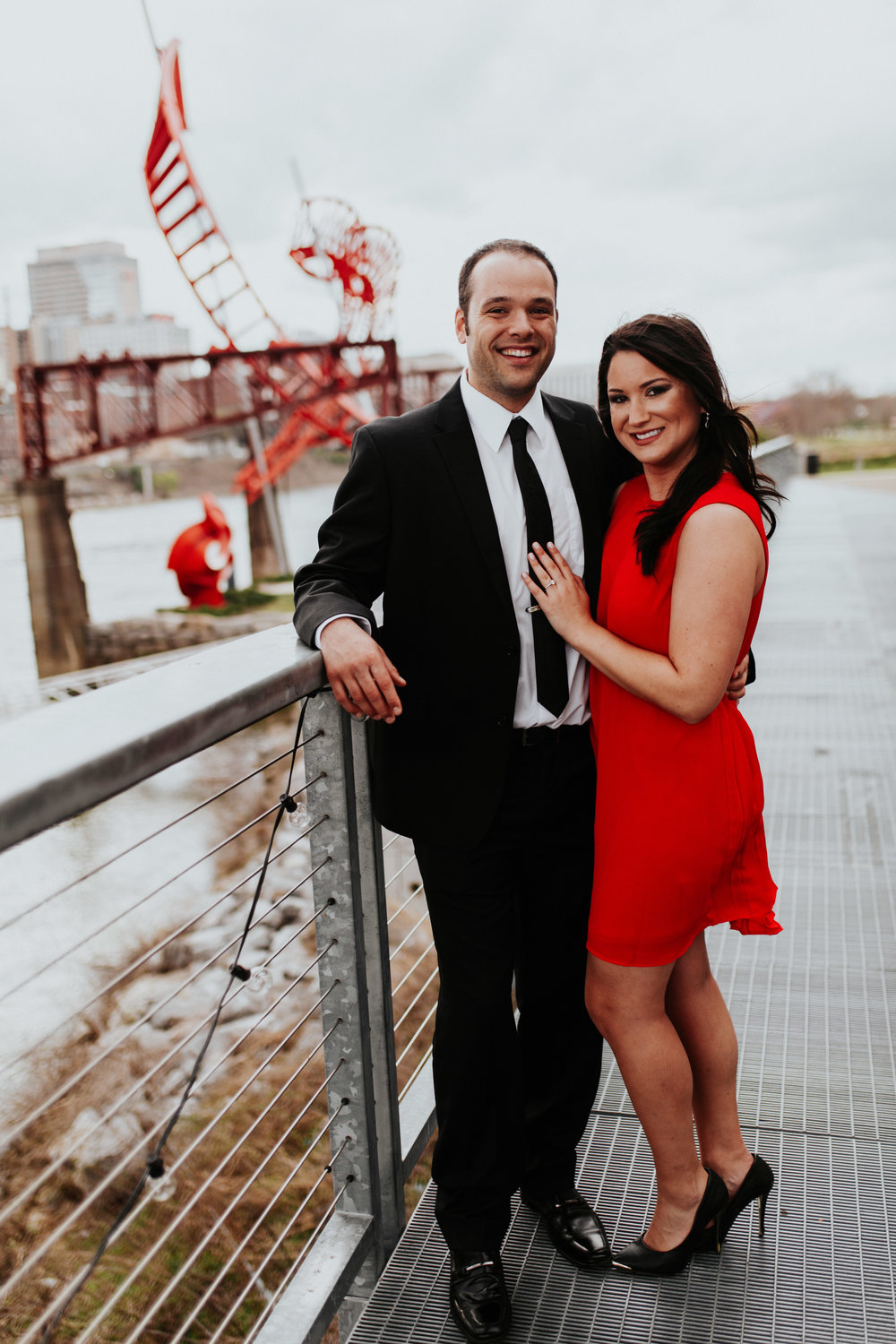 elopement and engagement photographer nashville tn