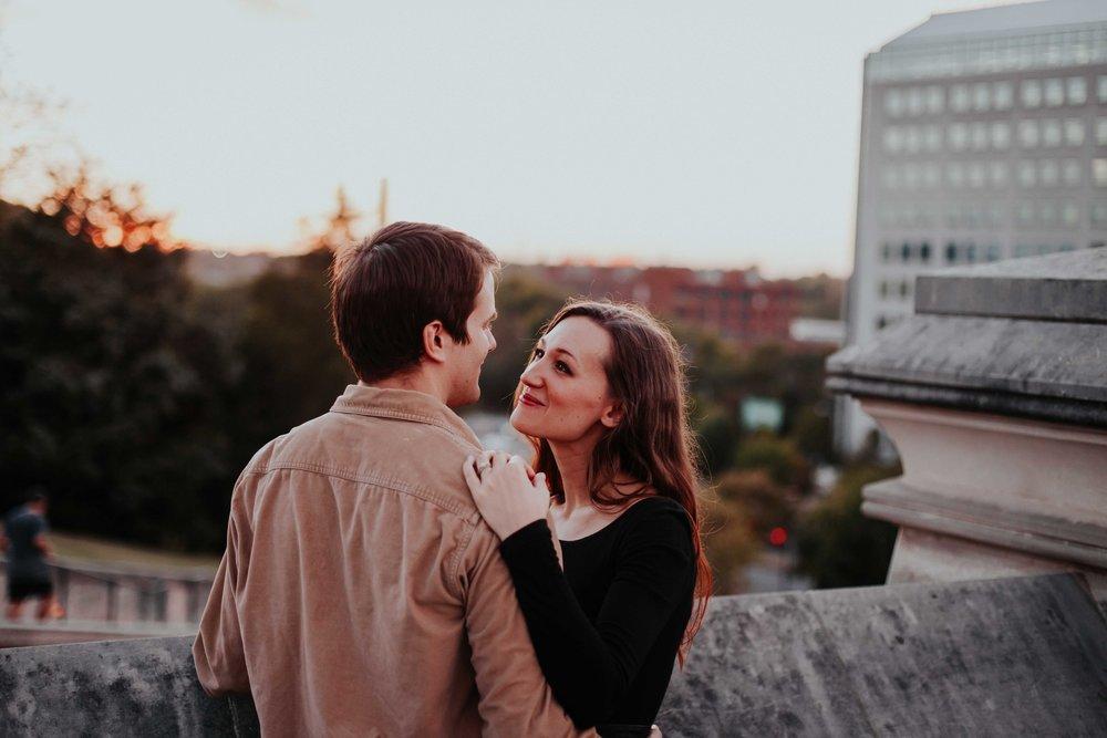 Best Engagement and Elopment Photographer in Switzerland and Nashville TN