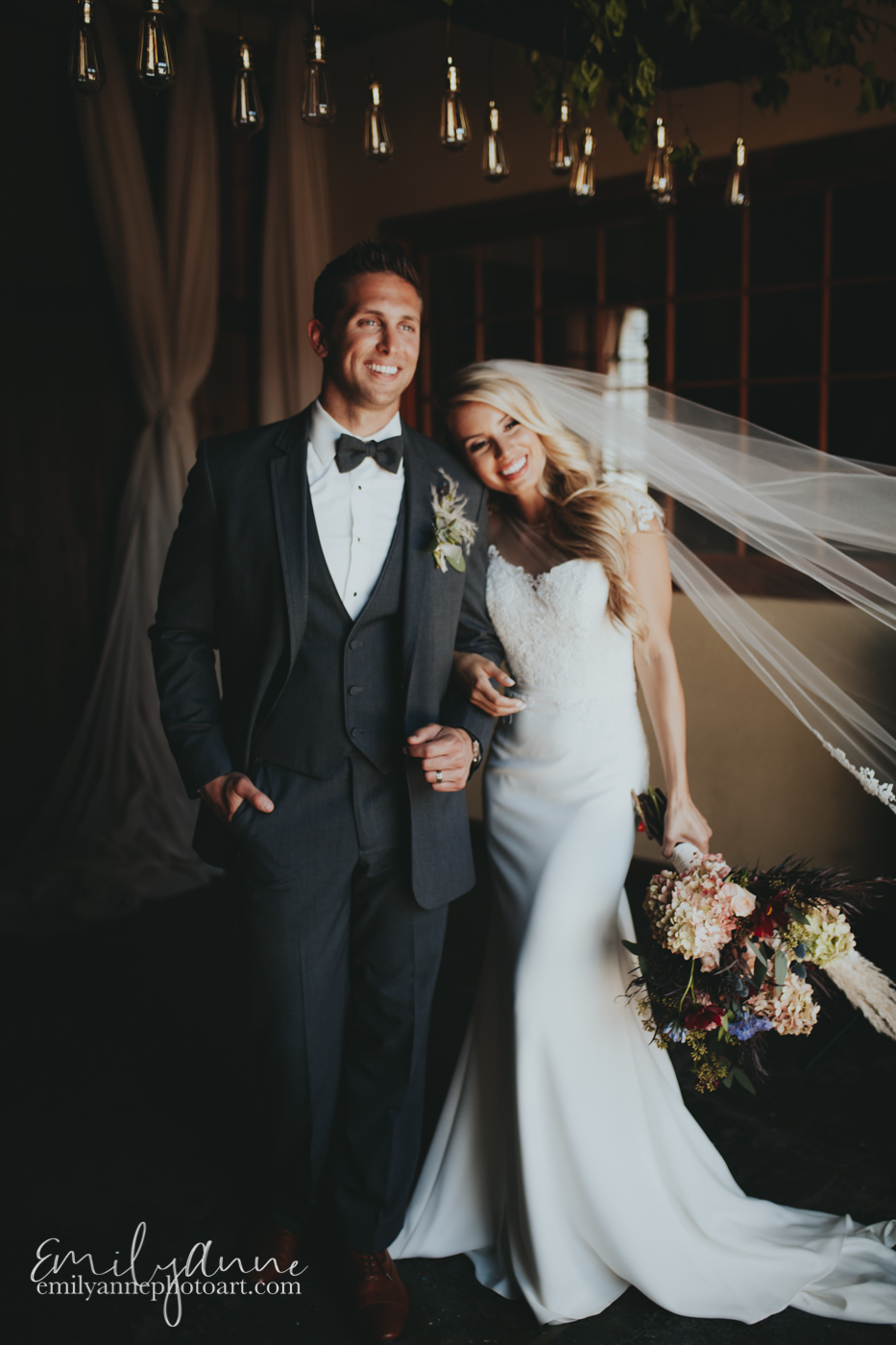 cutest couple wedding inspiration ideas for top wedding venue in Nashville Foundry Events The Foundry by Best Wedding Photographer Emily Anne