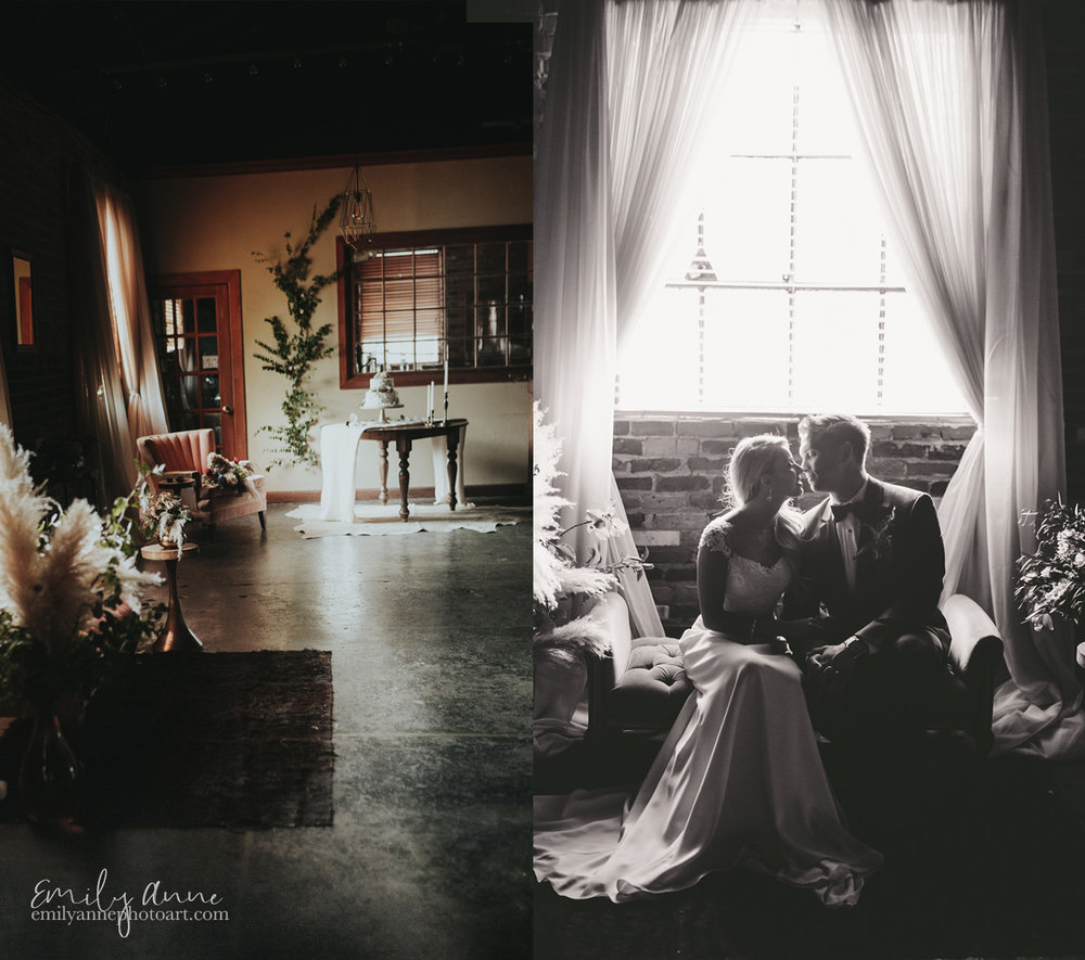 gorgeous photos of Foundry Events Venue for weddings rentals, etc. Emily Anne Photo Art Premiere Wedding Photographer
