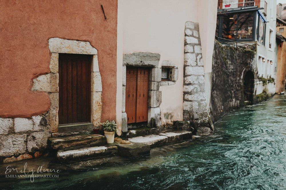 unique landscape photography best stock images by top photographer Emily Anne Photo Art Nashville Barcelona and Switzerland - hidden doorways Annecy France