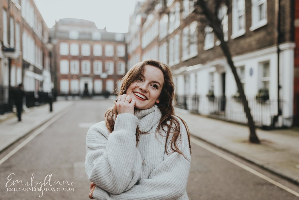 lovely inspiration shots portrait photography emily Anne Nashville and London UK