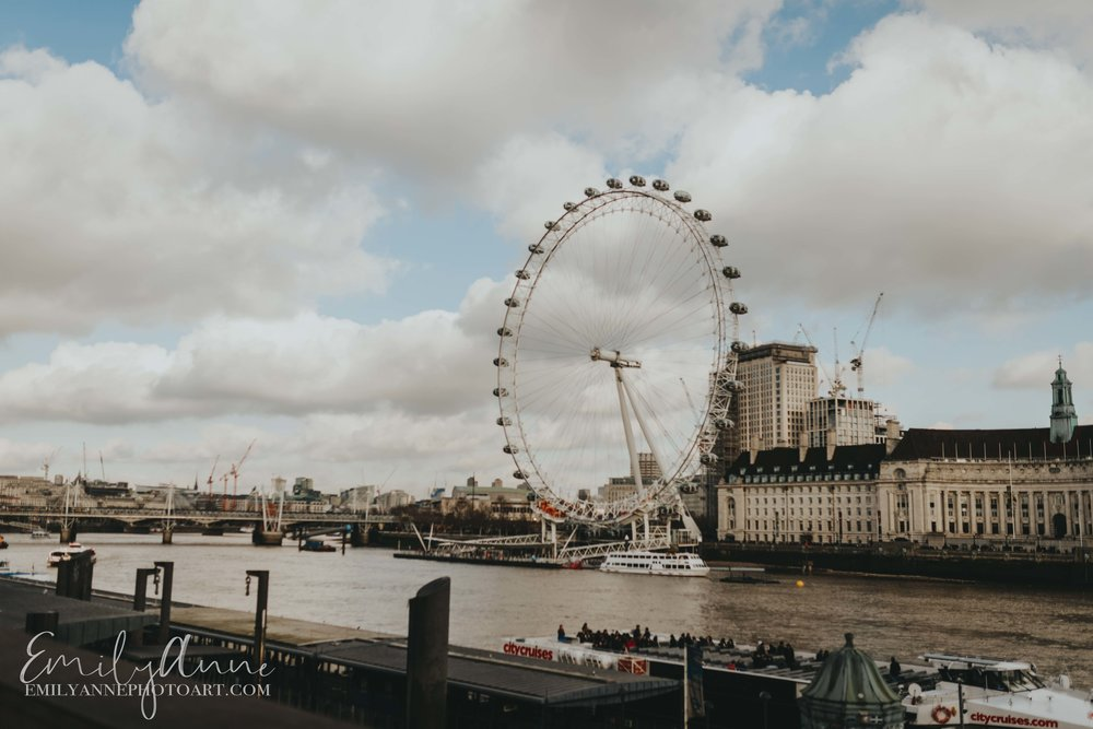 The Big Ben & The London Eyes - top things things to do in London England