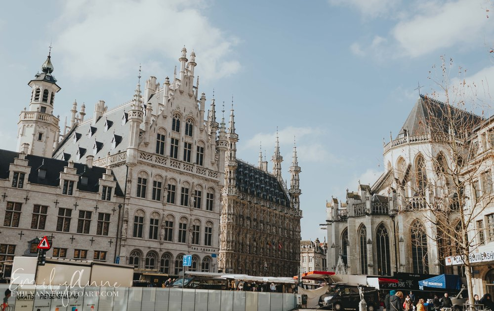 the best of Belgium, Leuven Belgium by top European wedding portrait photographer emily Anne Nashville based