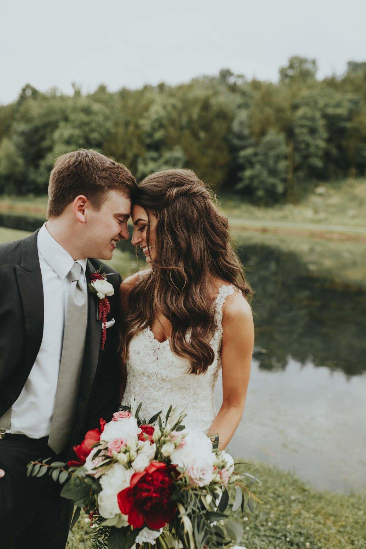 Best Wedding Engagement Photographer Nashville Emily Anne Photo Art Shot at Battle Mountain Farm Wedding Venue