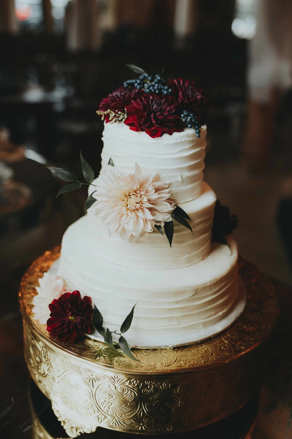 top wedding cakes; best Nashville wedding photography Emily Anne Photo Art shot at Allenbrooke Farms in Franklin TN Spring Hill