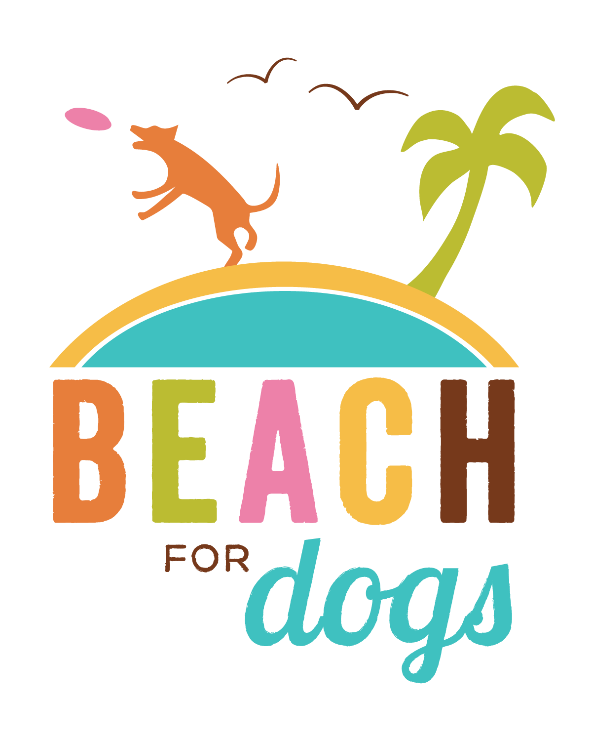 Beach For Dogs