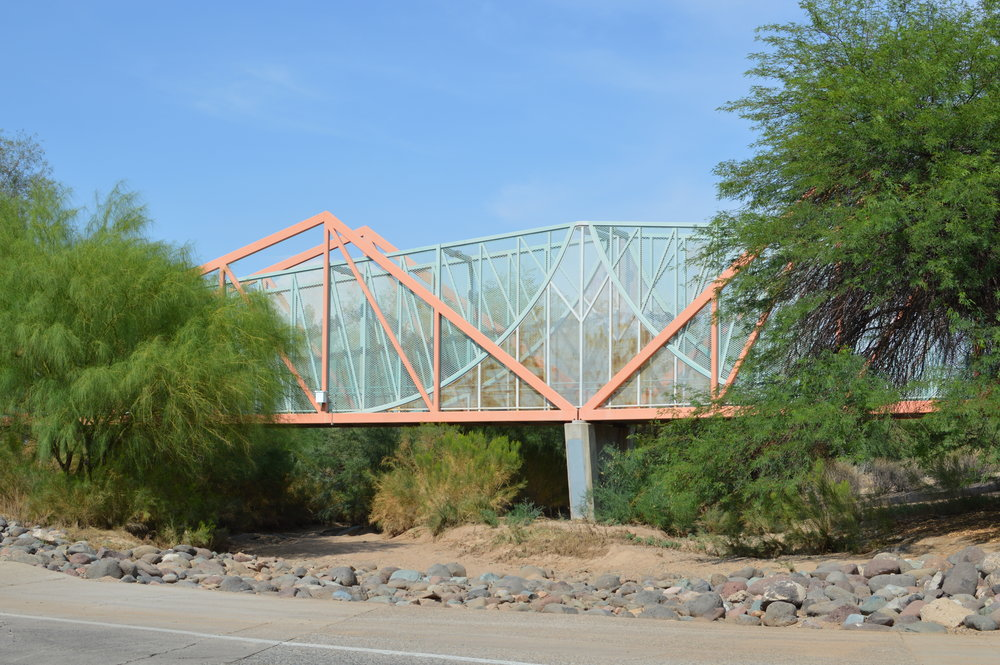 Grasshopper Bridge at Moon Valley Park