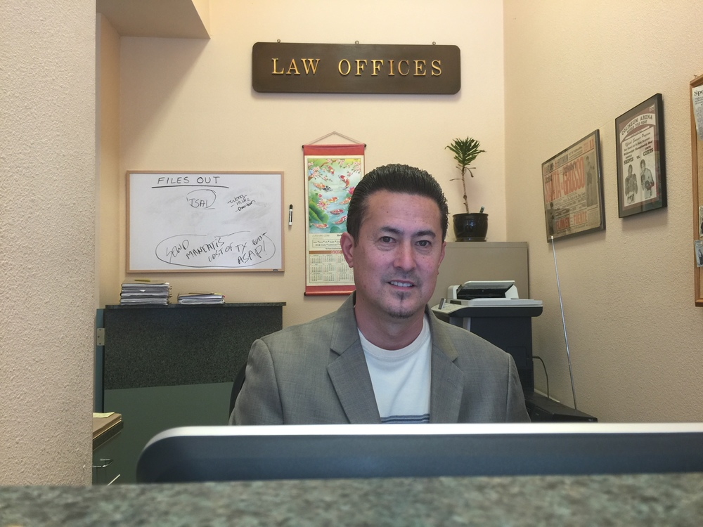 Steve Madsen - Office manager