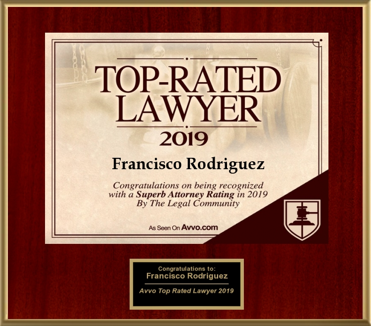 Top rated again! - Consistently one of the top rated lawyers.