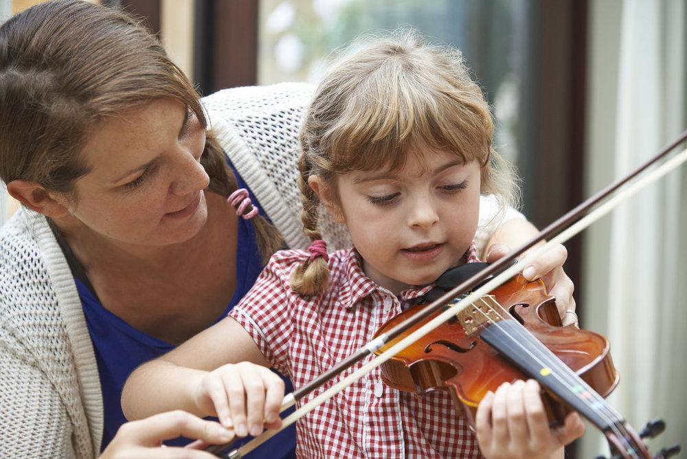 How to Be a Violin Teacher recommend