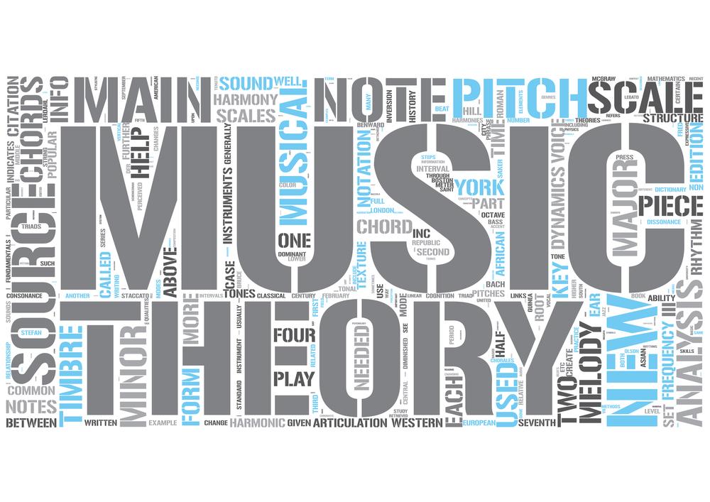 Asian music theory