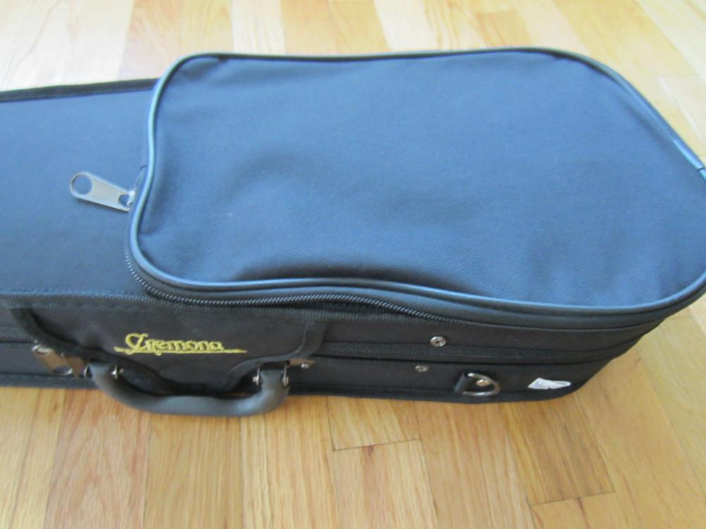 Cremona SV - 130 Case top
