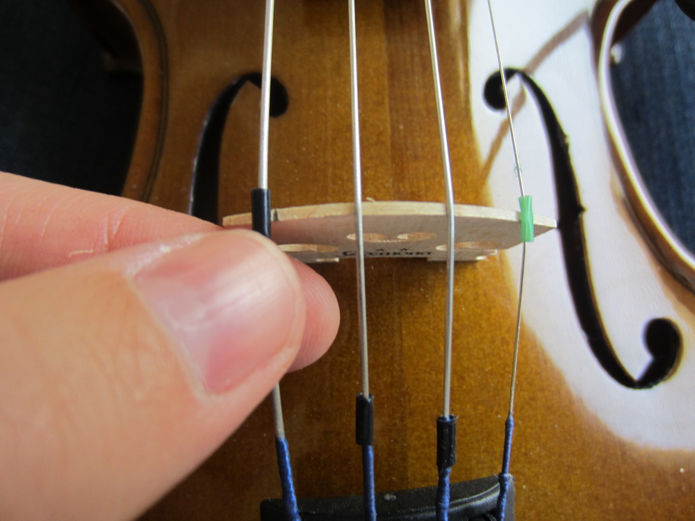 Cremona SV - 130 Fixing String Protectors