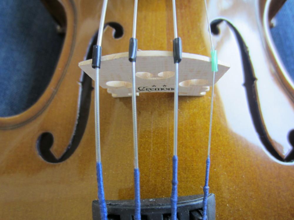 Cremona SV - 130 Violin Bridge