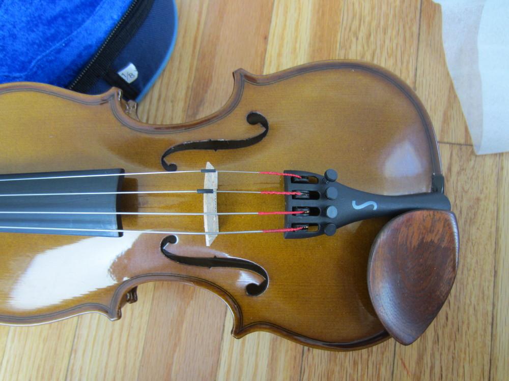 stentor violin brand