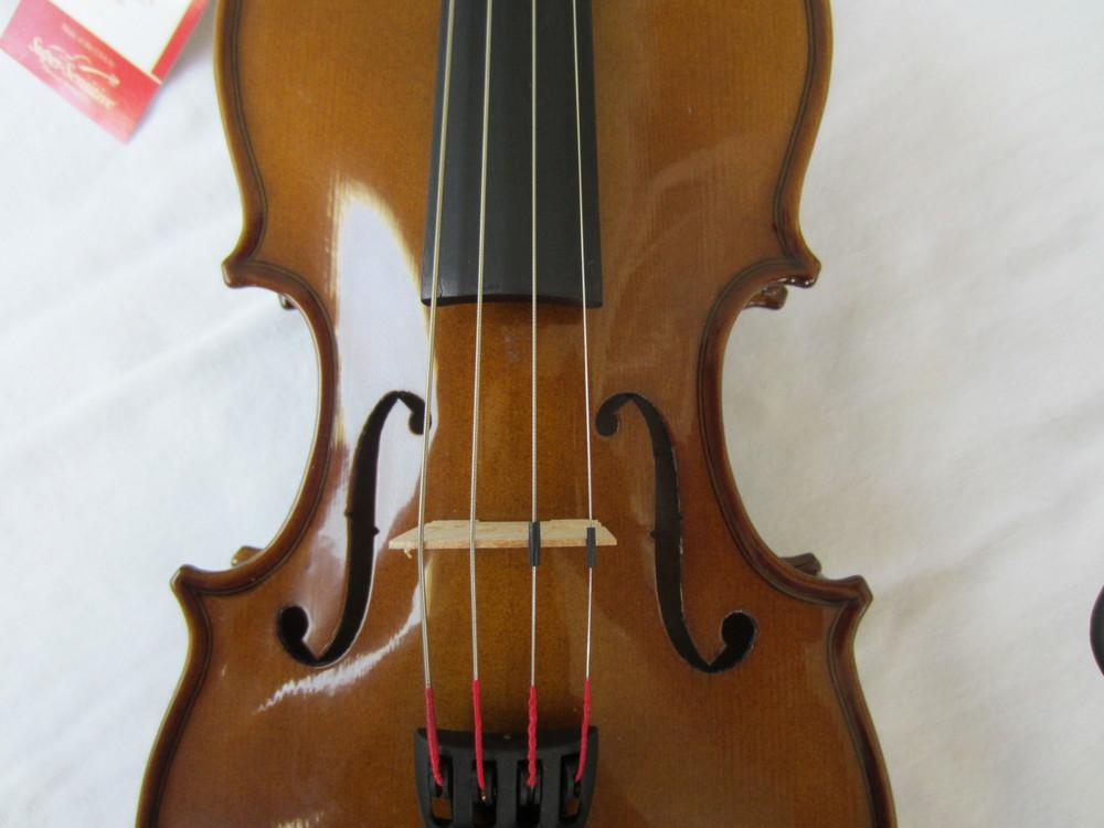 Stentor Violin Close Up