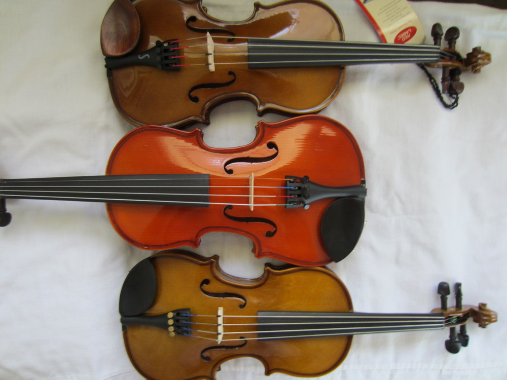 beginner violin review