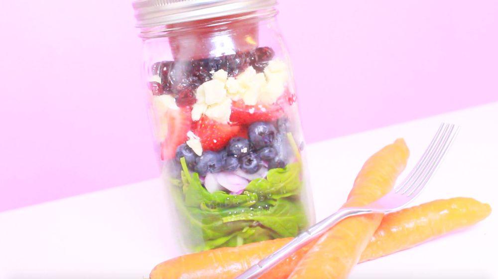 verryberrysalad